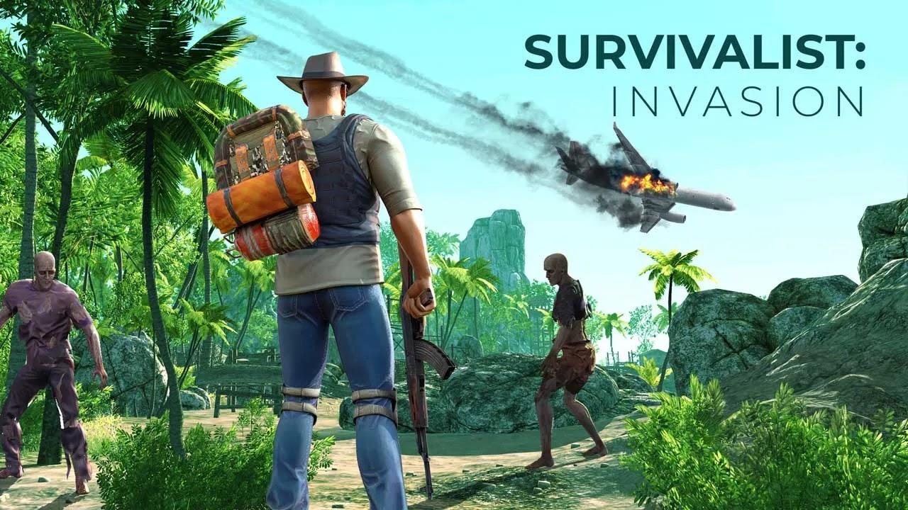 معلومات عامة Survivalist: Invasion هي لعبة إطلاق نار ليوم القيامة. إنهم يصممون خلفية القصة في عالم المستقبل.