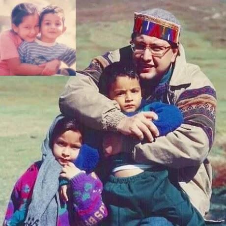 Ranveer Allahbadia childhood photo