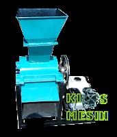 mesin giling sabut kelapa kecil, mesin pembuat cocopeat