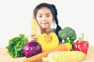 Nutrisi yang baik untuk kepintaran anak
