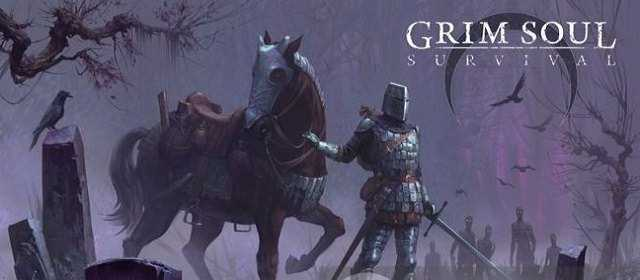 Grim Soul: Dark Fantasy Survival v2.7.0 [Mod] APK Rol Oyunu indir