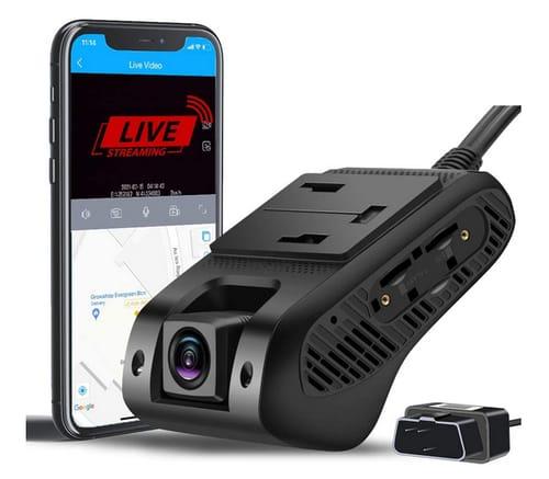PjxerdQ 1080P FHD DVR Car Camera Driving Recorder