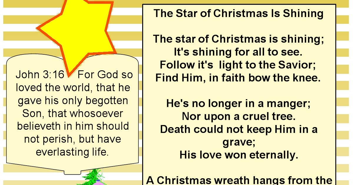 Make A Star For Christmas Tree