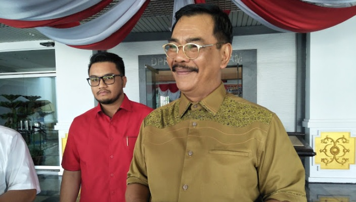 Kunker ke DPRD Batam, Soerya Terus Berkomunikasi dengan Partai Politik untuk Pilkada 2020