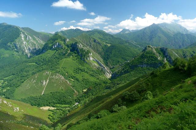 Ruta de Alba desde La Sierra del Crespón