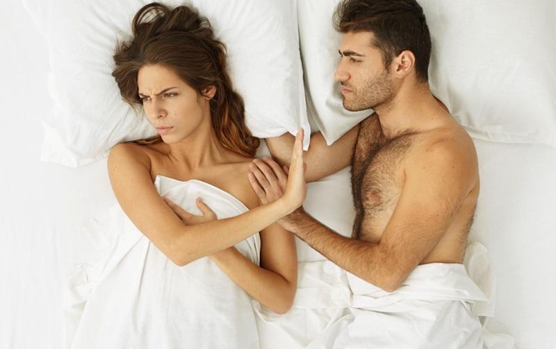 Cinsel istek azlığı evlilikleri bitiriyor!