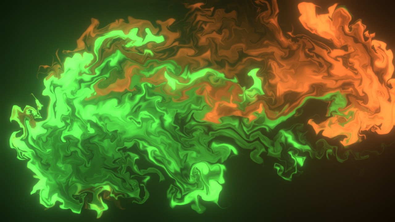 Abstract Fluid Fire Background for Free - Background:6