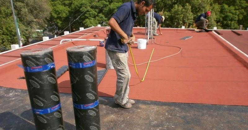 Impermeabilizaci n garantizada de azoteas y techos - Como impermeabilizar madera ...