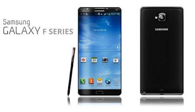 Samsung F Smartphone