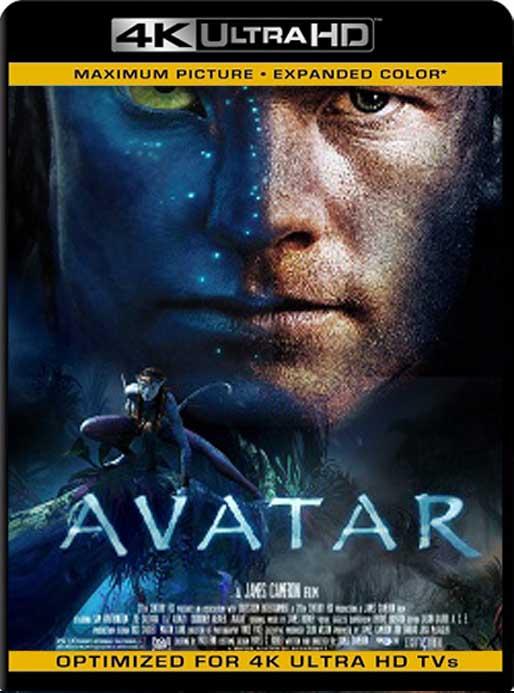 Avatar – Extended (2009) 4K HDR Latino [GoogleDrive] SilvestreHD