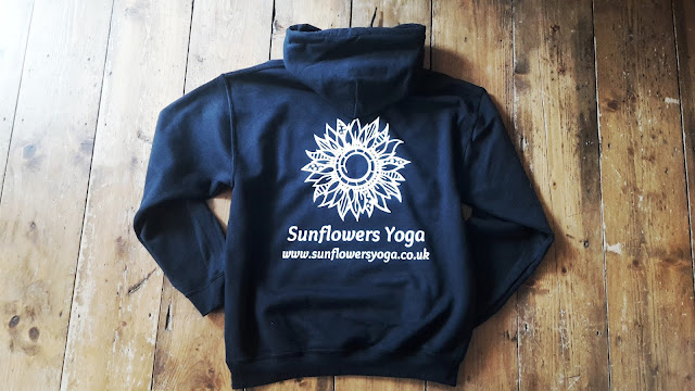 Project 365 2017 day 205 - Yoga hoody // 76sunflowers