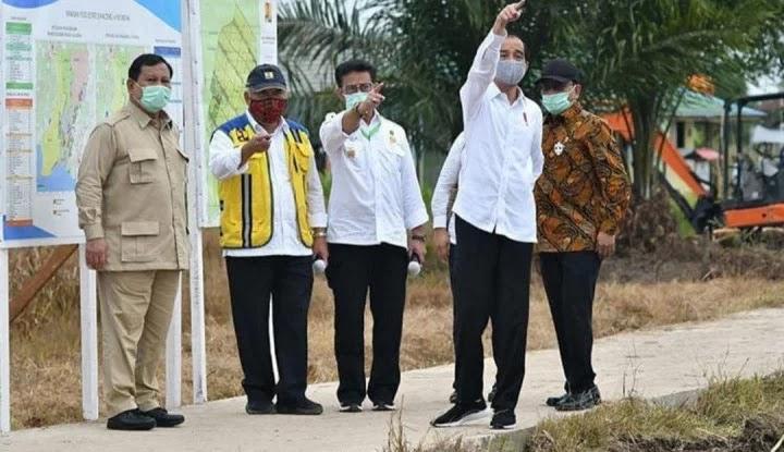 Jangan Kaget! Ini Daftar Menteri yang Terancam Digeser, Prabowo..