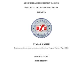 manajemen administrasi, tugas akhir manajemen administrasi, ta MA