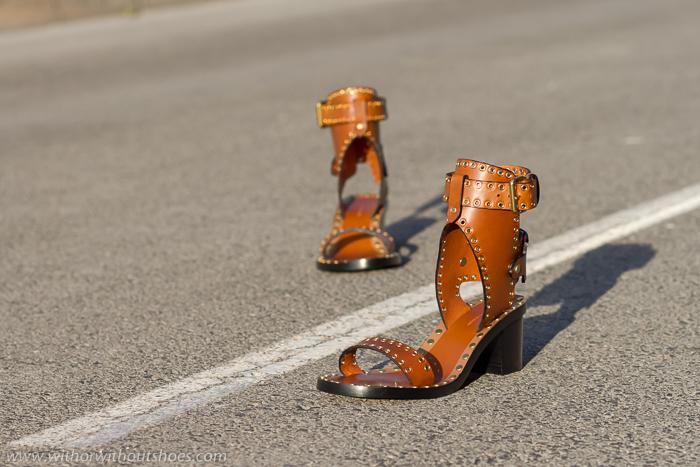 influencer Blog Adicta a los zapatos sandalias Isabel Marant