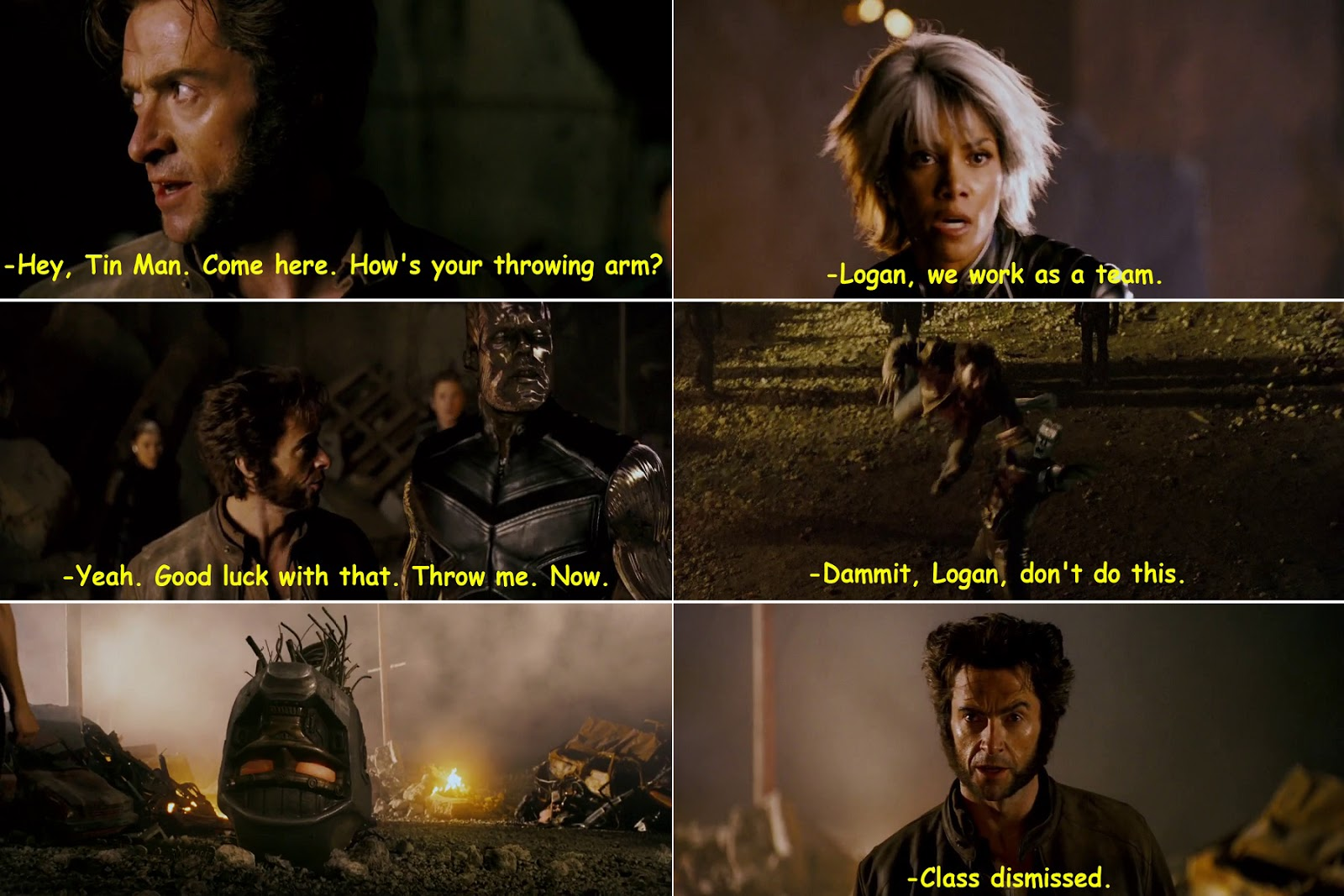 X-Men Last Stand (2006) Movie Quote-1