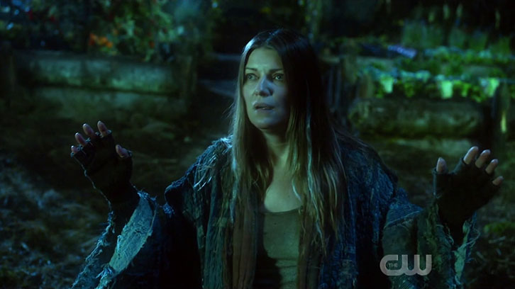 "The 100 - The Garden - Review: ""Diyoza Finally Returns"""