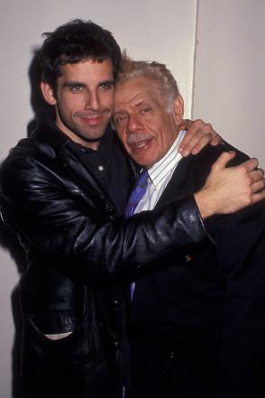 Ben Stiller Loses Dad, Jerry Stiller At 92