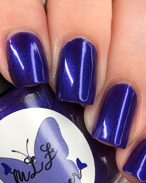 MLF Lacquer Interstellar 25 Sweetpeas