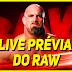 LIVE: Prévia do Monday Night Raw (17/10/16)