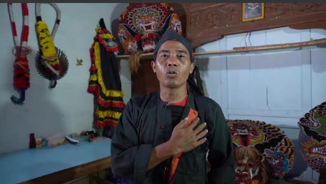 Peduli kebangkitan budaya di Ponorogo, Pak Sarno sampaikan terima kasih kepada Pak Ipong