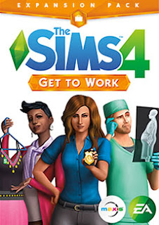 The Sims 4 Get to Work PC Full Version Free Download