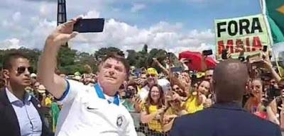 Bolsonaro será denunciado à Organização Mundial de Saúde por expor brasileiros ao risco de morte por coronavírus