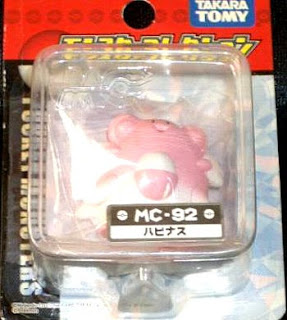 Blissey Pokemon figure Tomy Monster Collection MC series