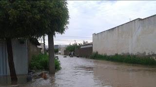 Chove nesta segunda (30) no Sertão da PB; ocorrências de chuvas também em Picuí