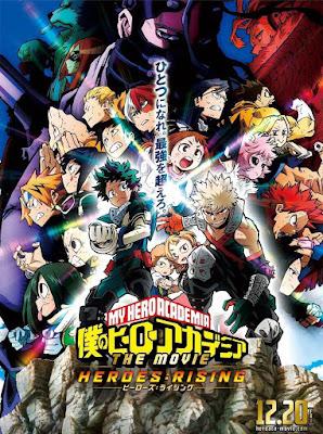 Anime: My Hero Academia The Movie – El despertar de los héroes cambia de fecha de estreno en cines - Selecta Visión