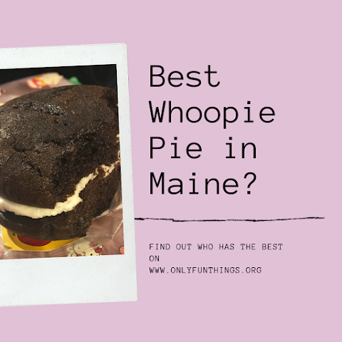 What's the Best Whoopie Pie in Maine?