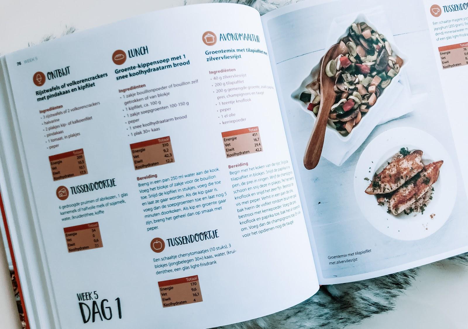 Boek: Gezond op gewicht met lekker eten!