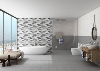 Tiles Flooring for Bathrooms