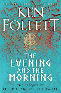 The Evening and the Morning by Ken Follett book cover