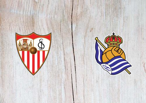 Sevilla vs Real Sociedad -Highlights 09 January 2021