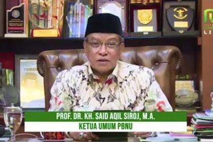 Hana Haji Thon Nyoe, Said Aqil: Meunyo Nyan Alasan, Pakon Han Carong-carong le