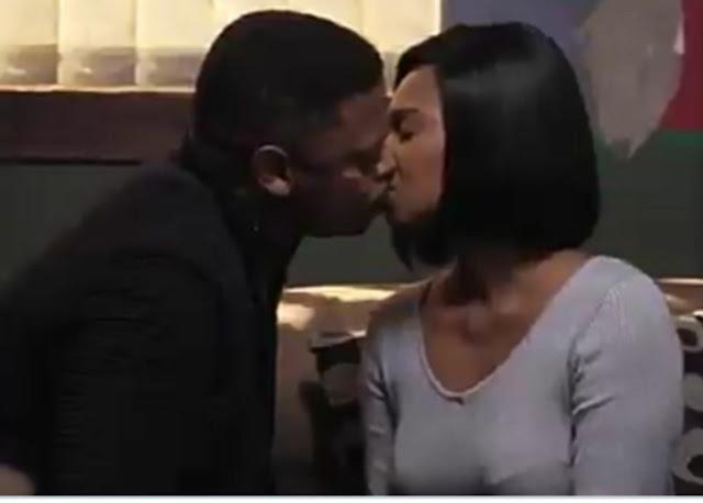 Melusi's infidelity in Gomora
