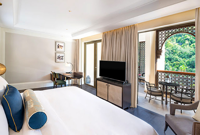 Rooms at St. Regis Langkawi