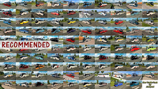 ets 2 bus traffic pack v7.0 by jazzycat