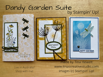 Dandy Garden card class cards