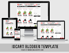 IDCART,Template Toko Online Blogger Responsive Gratis