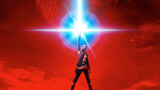 Get Star Wars: The Last Jedi tickets now