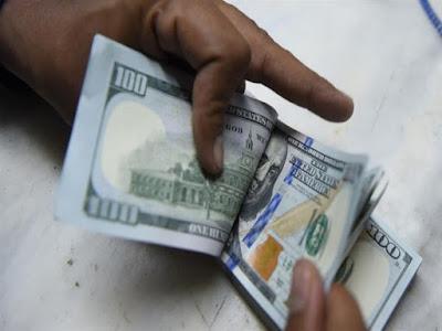 عاجل تراجع جديد لأسعار الدولار أمام الجنيه في 9 بنوك خلال تعاملات الخميس