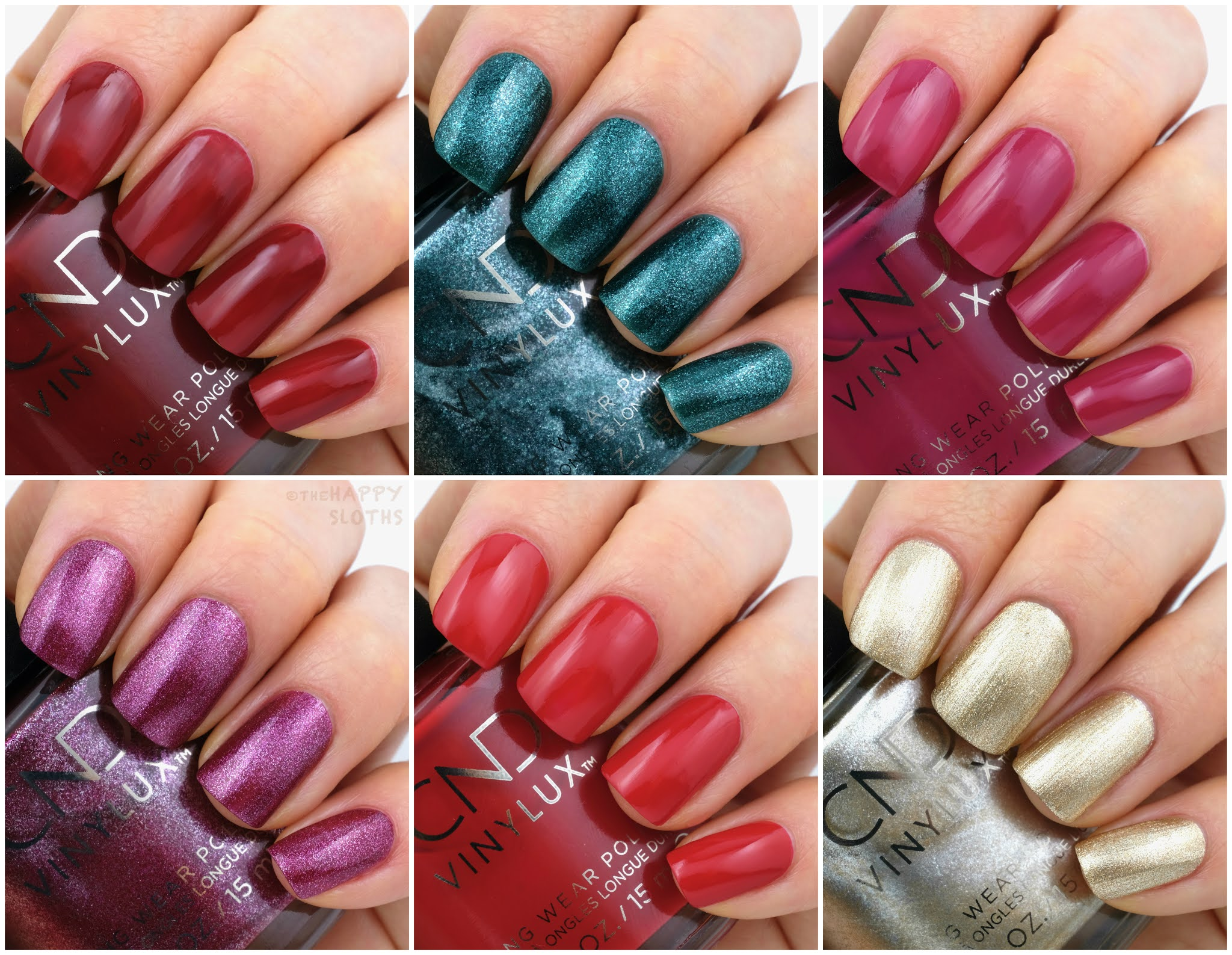 CND | Holiday 2020 Cocktail Couture Collection: Review and Swatches