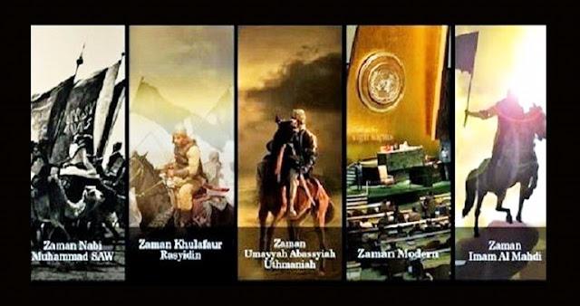 Benarkah Dunia Akan Hancur Sebelum Tahun 1500 Hijriyah ? Ini Dia 5 Fase Dunia Akhir Zaman Menurut Islam