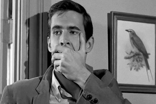 Norman Bates de Psicose