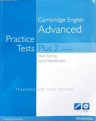 Cambridge English Advanced Practice Tests Plus 2 pdf