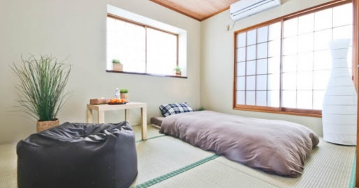 How To Make Bedroom Design in the Japanese Style | My Lovely Home