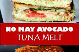 #recipe #food #drink #delicious #family #No #May #Avocado #Tuna #Melt
