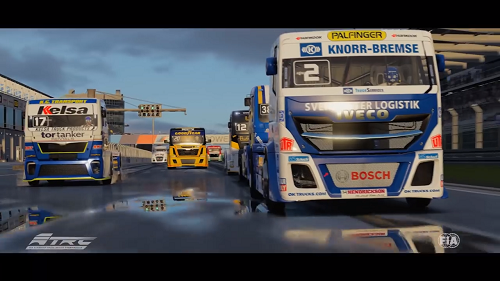 FIA European Truck Racing Championship Review