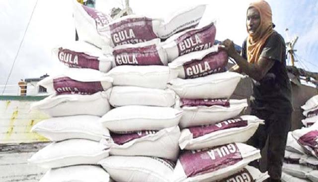 Amankan Pasokan Lebaran, BUMN RNI Impor Gula Kristal Putih 75.000 Ton